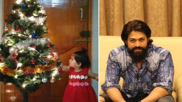 ALSO READ: KGF Star Yash And Wife Radhika Pandit Share Adorable Pictures Of Daughter Ayra On Christmas