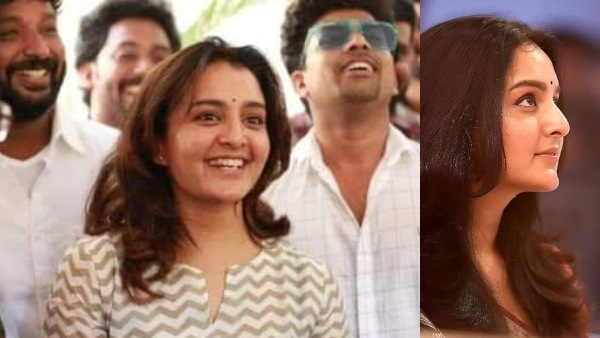 Manju Warrier Opts for A New Look!