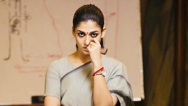 Nayanthara On Hyderabad Gangrape Encounter