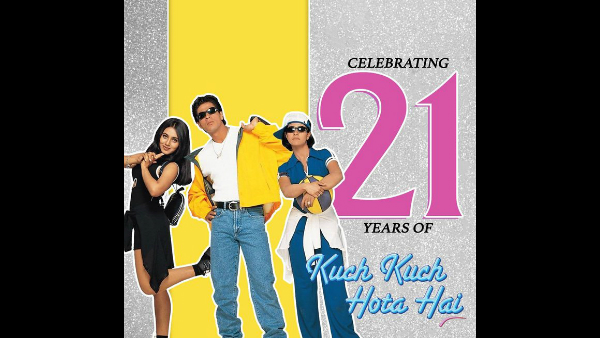 Meanwhile, Kuch Kuch Hota Hai Completed 21 Years In October This Year