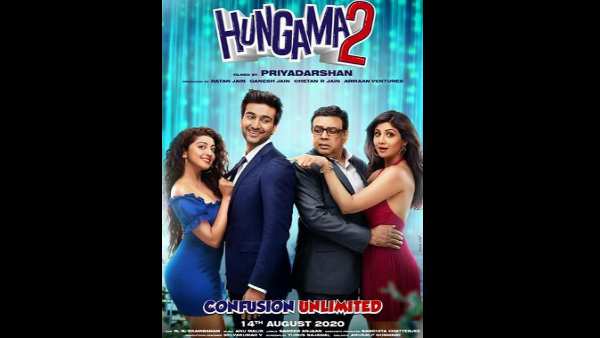 ALSO READ:Hungama 2 First Poster: Paresh Rawal, Shilpa Shetty, Meezaan & Pranitha Promise A Funny Ride