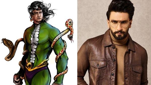 Ranveer To Play Superhero Nagraj?