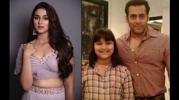 Saiee Manjrekar's Throwback Photo With Salman Khan: Actress Kept Chocolate Wrappers From First Meet