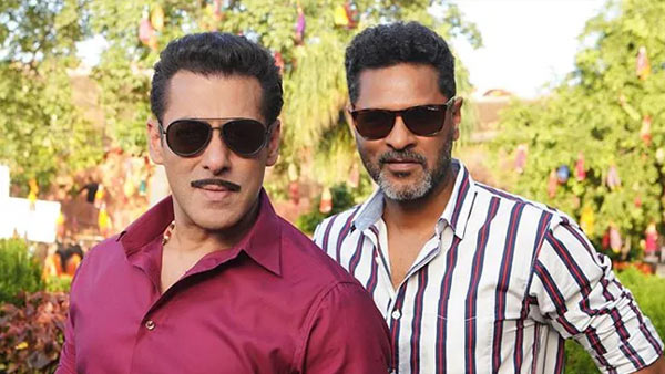 'Dabangg 3' is an all-out Salman Khan film: Prabhu Deva
