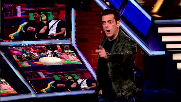 Bigg Boss 13: Salman Khan Extremely Angry; Says He Doesn't Want To Be Part Of Such TV Shows