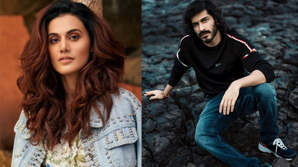Taapsee Pannu Clarifies Her Comment On Harshvardhan Kapoor: 'I Told Him It Wasn't A Personal Dig'