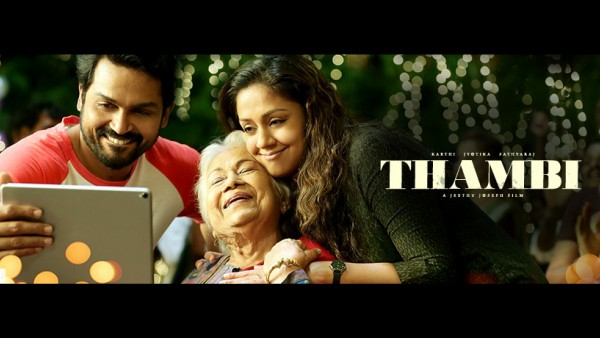 Thambi Movie Review: Karthi-Jyothika Movie Is Carefully Knit With Convincing Twists!