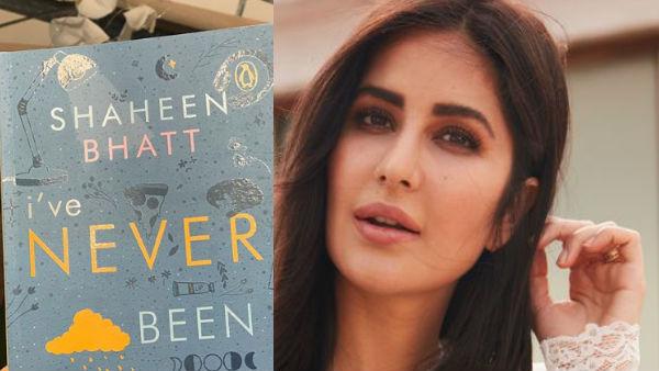Katrina Kaif Pens A Touching Note About Shaheen Bhatt's Book; Alia Bhatt Is All Hearts!