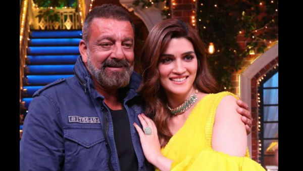 Sanjay Dutt Ready To Make Kriti Sanon His 309th Girlfriend, Impressed By Her Panipat Performance