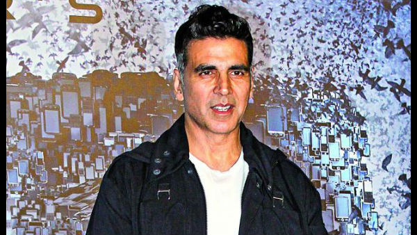Akshay Kumar Does Not Want The 'Action Hero' Tag