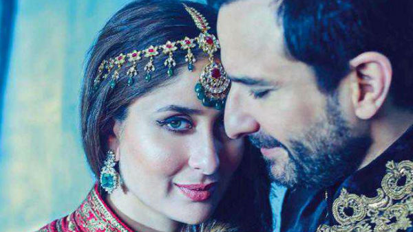 Kareena Says Marrying Saif 'Was The Best Decision'