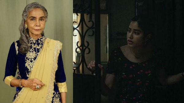 'Janhvi Kapoor's Got Her Mother's Talent'; Surekha Sikri Praises Her Ghost Stories Co-Star