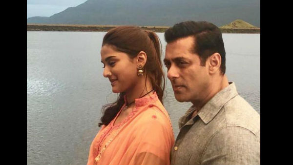 Dabangg 3: Newbie Saiee Manjrekar Was Not Intimidated About Working With Salman Khan