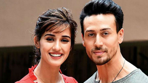 Disha Admits Tiger Is Her Favourite Bollywood Action Hero