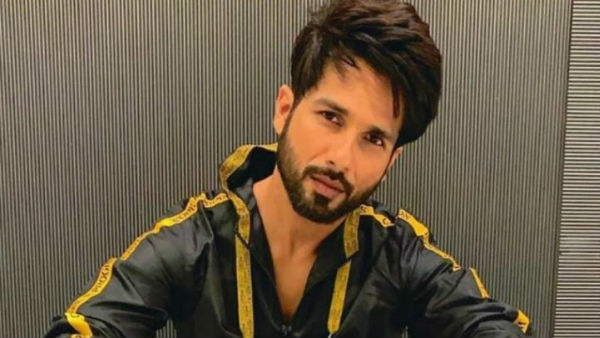 Shahid To Begin 'Jersey' Filming Despite Being Severely Ill