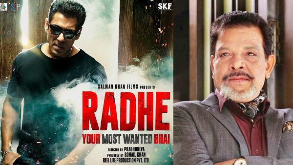 Salman Khan Starrer 'Radhe: Your Most Wanted Bhai' Will Also Star Veteran Actor Govind Namdev