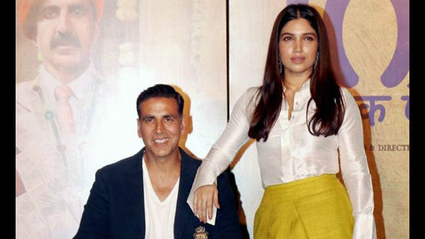 Akshay On Why He Wanted Bhumi To Star In 'Durgavati'