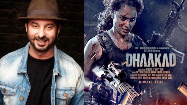 Dhaakad Producer Sohel Maklai Suffers Heart Attack
