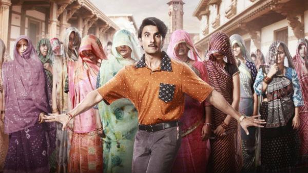 Ranveer Singh Reveals First Look Of His Next - Jayeshbhai Jordaar
