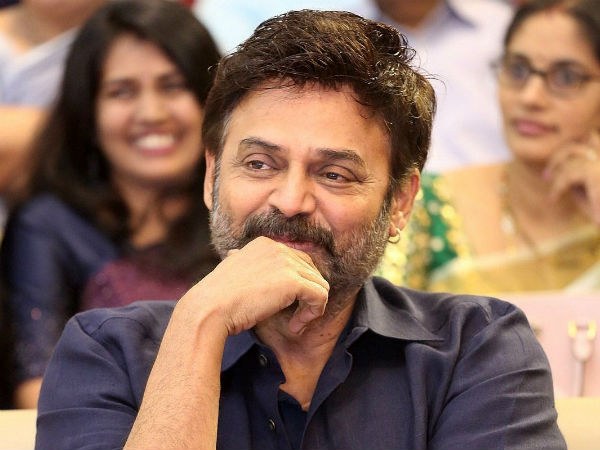 Venkatesh To Team Up With Nani?