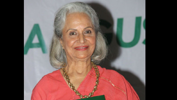 Waheeda Rehman Slams Hyderabad Encounter: We Shouldn't Be Allowed To Take Somebody's Life