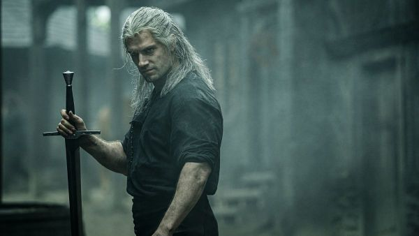 Henry Cavill As Monster Slayer Geralt Of Rivia