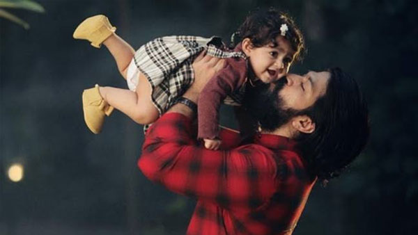 KGF Star Yash's Wish To His Princess Daughter Ayra Is Winning Hearts All Over The Internet