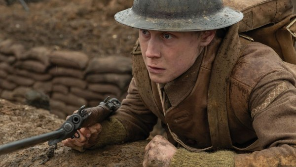 <strong> </strong>1917 Movie Review: Sam Mendes Gives Us A Technical Achievement- But Snubs The Story Hard