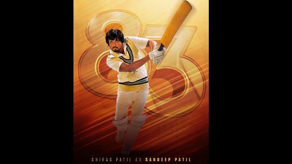 Also Read : '83 New Poster: Chirag Patil's First Look As Sandeep Patil Out, Ranveer Calls Him 'Sandy Storm'