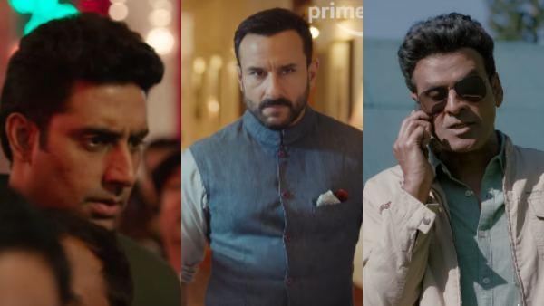 Amazon Teases 14 New Shows: Abhishek Bachchan, Manoj Bajpayee, Saif Ali Khan And More In 2020
