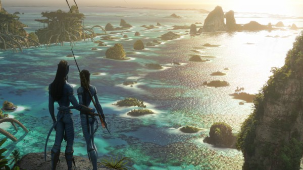 Here's First Look At James Cameron's Avatar 2 Releasing in 2021