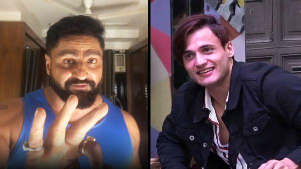 Bigg Boss 13: Shefali Jariwala's Husband Parag Tyagi Threatens Asim Riaz Over His 'Nalla' Remark