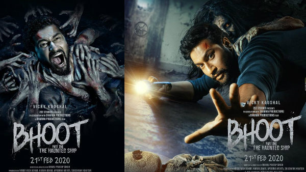 Bhoot Part One: The Haunted Ship: Vicky Kaushal Sails Into The World Of Fear With These New Posters