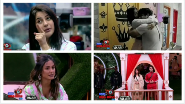Bigg Boss 13 Shehnaz Acts All Obsessed Sana Confesses Her