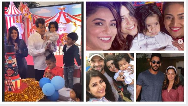 Also Read: Ekta Kapoor's Son Ravie's Birthday Bash: Erica, Karishma, Pearl, Karan-Ankita & Others Attend (PICS)