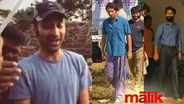 Fahadh Faasils Sports A New Look For Malik | Fahadh Faasils Stills From The Sets Of Malik Go Viral