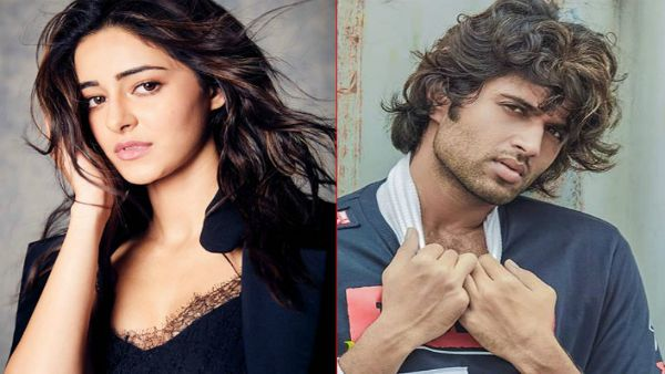 Ananya Panday To Star Opposite Vijay Deverakonda In Fighter?
