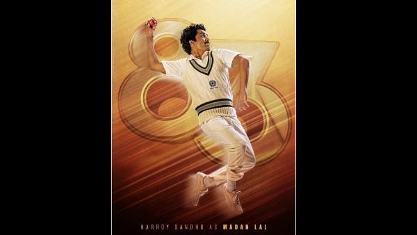 '83 New Poster: Ranveer Singh Introduces Harrdy Sandhu As 'Punjab Da Gabru Veer' Madan Lal