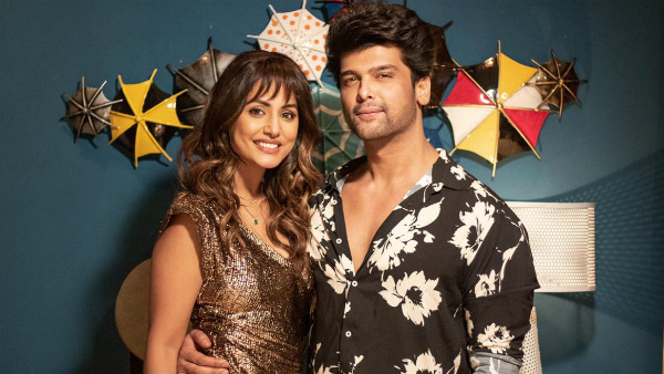 Hina Khan & Kushal Tandon In An App-Solutely Scary & Fun Tech Horror Film
