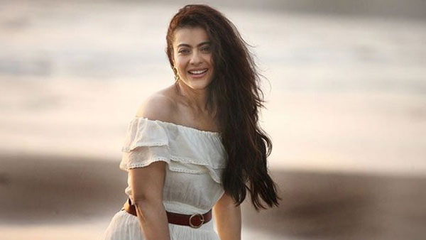 Kajol: My Kids Don't Like To Watch My Films In Which I Cry!