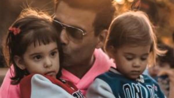 Karan Johar Reveals His Son Calls Him 'Karan Joker'; Twitter Says Kids Never Lie