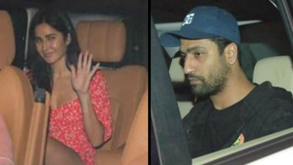 Are Katrina Kaif & Vicky Kaushal Already A Couple Now? The Duo Sparks Dating Rumours Yet Again!