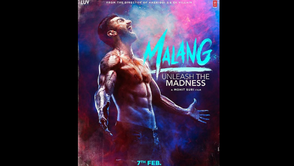 Malang First Look: Aditya Roy Kapur's Hatred Is As Pure As His Love!