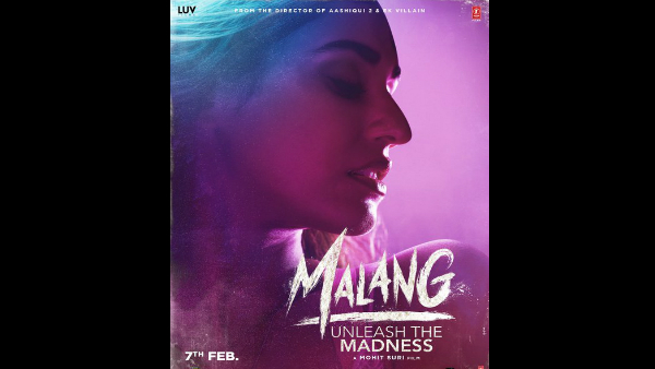 Malang New Poster: Disha Patani Is Living Life From One High To Another