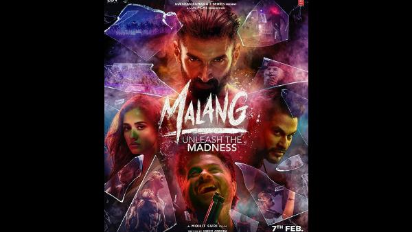 Malang New Poster: Aditya Roy Kapur, Disha Patani, Anil Kapoor And Kunal Kemmu Unleash Madness