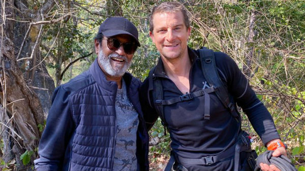 Man Vs Wild: Rajinikanth Not Injured While Shooting For The Show With Bear Grylls