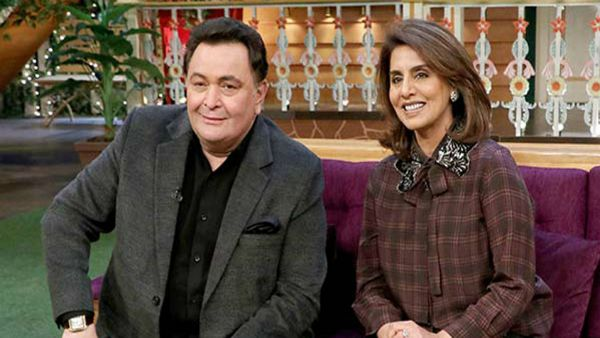 Rishi Kapoor To Reunite With Neetu Kapoor On Screen For The Remake Of A Bengali Film