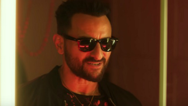 Is Saif Ali Khan Afraid Of Getting Older? Here's What The Actor Has To Say
