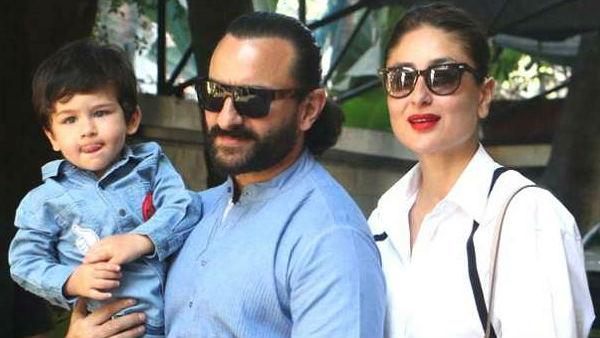 Saif Ali Khan: Taimur Is Bullying Everyone At Home; Kareena Kapoor Khan Is Spoiling Him