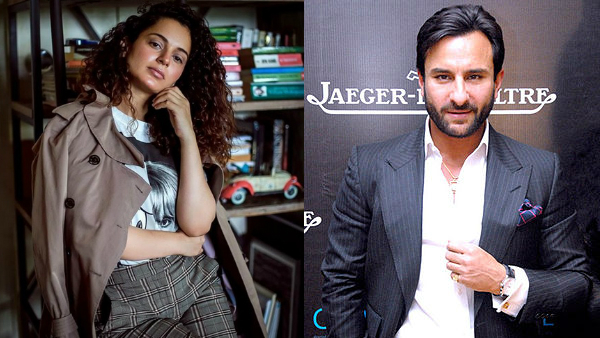 Kangana Ranaut Reacts To Saif Ali Khan's 'No Concept Of India Before British' Comment